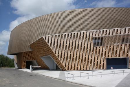 Kongresszentrum Daniel Libeskind